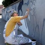 Murali umesto grafita - Murali umesto grafita