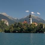 Tvrđava Bled u Sloveniji -