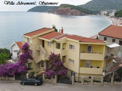 Apartmani Abramović Sutomore