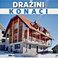 Drazini Konaci - Tara apartmani