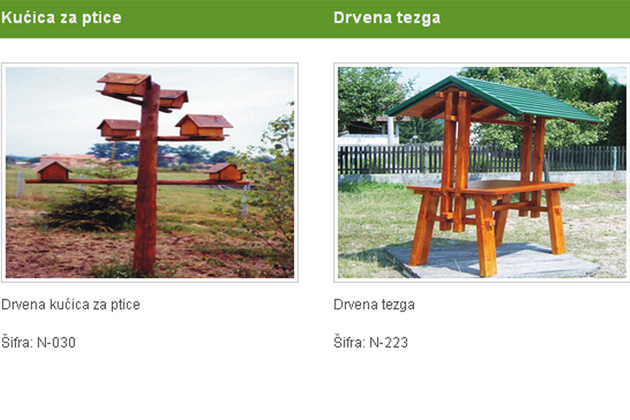 Drvene kuce kosjeric rekviziti za decu nadsteresnice for Garden design kosjeric