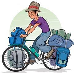 Put oko sveta sa biciklom -