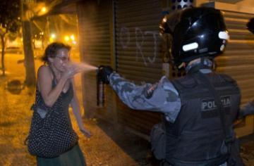 Brazila: 300.000 na ulici - Zbog toga što sam žena, ja sam rob