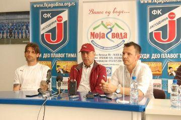 Teže sa Jagodinom nego Partizanom - Teže sa Jagodinom nego Partizanom