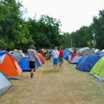 EXIT kamp kod SPENS bazena - EXIT kamp kod SPENS bazena
