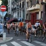 Biciklima protiv bahatog parkiranja - Biciklima protiv bahatog parkiranja