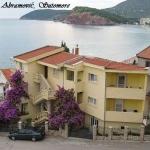 Apartmani Abramović Sutomore se nalaze u Sutomoru, na udaljenosti 20m od mora, pored lokala Malibu.