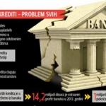 Neke banke neće preživeti 2015 - banke i problemi u 2015 godinu