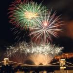 Doček Nove 2014 - Beograd docek Nove godine na trgu