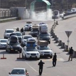 Južnokorejski radnici napuštaju industrijsku zonu - Južnokorejski radnici napuštaju industrijsku zonu