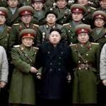 Kim Džong Un na tajnoj vojnoj smotri - Kim Džong Un na tajnoj vojnoj smotri