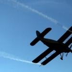 Suzbijanje komaraca iz aviona - Suzbijanje komaraca iz aviona