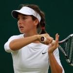 Nina Stojanović u četvrtfinalu RG - Nina Stojanović u četvrtfinalu RG