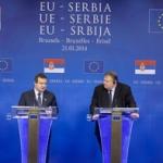 Srbija - EU - istorijski dan za Srbiju i EU