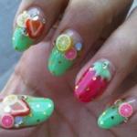 Umetnički oslikani nokti - Umetnički oslikani nokti