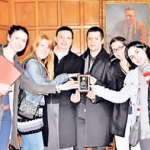 Veliki uspeh budućih pravnika - Veliki uspeh budućih pravnika