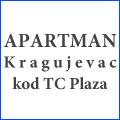 Izdajem apartman u Kragujevcu na kratak vremenski rok turistima i gostima Kragujevca. Apartman se nalazi u naselju Erdoglija kod tržnog centra Plaza.