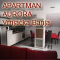 Apartman Aurora se nalazi na prelepoj lokaciji u parkovskoj zoni Jezero u Vrnjackoj Banji. Velicina apartrmana 70m2. Full. Kapacitet smeštaja 3+2. Obezbedjeno parking mesto. Vise informacija Mobilni: 063 609 626 i Fiksni: 036/615 263. Apartmani privatni smeštaj. Sobe privatni smestaj u Vrnjackoj Banji
