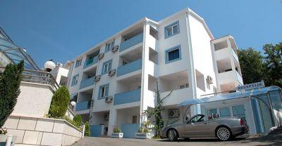 Apartmani Aleksić Bečići