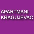 PRENOĆIŠTE U KRAGUJEVCU Misarska 43, 2 km od centra Kragujevca i Apartman u centru Kragujevca u ulici Mihaila Ivese 1/III-17, trosoban, 67 m2.
