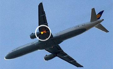 Avion sleteo zbog problema sa motorom - Avion sleteo zbog problema sa motorom