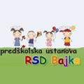 Privatni vrtić RSD Bajka. Celodnevni i poludnevni boravak dece uzrasta od 6 meseci do polaska u školu, uključujući pripremni predškolski program, kao i razne aktivnosti koje doprinose razvoju dece.