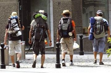 Više turista u Beogradu - Više turista u Beogradu