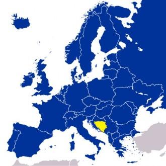 BIH TRAŽI STATUS KANDIDATA ZA EU -
