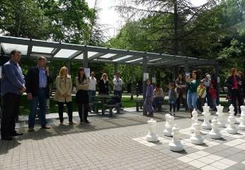 Evropske šahistkinje u Beogradu - Evropske šahistkinje u Beogradu