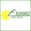 U Florela Cvecari mozete nabaviti cvecarski repromaterijal: Sundjeri za cvece, dekorativne trake, staklene keramicke posude, papir i celofan u boji. Salon cveca Gerber-isporuka cvetnih aranzmana