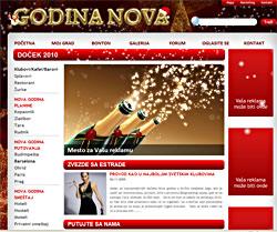 DOCEK NOVE 2012 GODINE -