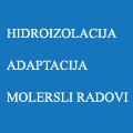 Ne preporucujuemo Mirko Gojsina Hidroizolacija Beograd, Hidroizolacija krovova, hidroizolacija stanova, hidroizolacija  terasa, balkona, izolacija podruma