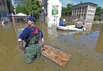 Poplave opustošile Centralnu Evropu - Poplave opustošile Centralnu Evropu