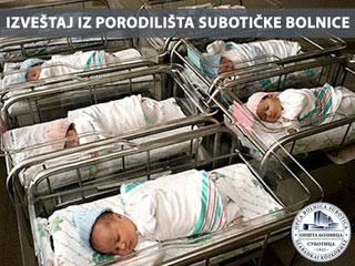 Izveštaj iz porodilišta - Izveštaj iz porodilišta