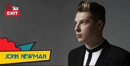 John Newman i Milky Chance na Exitu - Patosinema: program