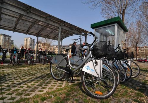 Još dve biciklističke stanice -