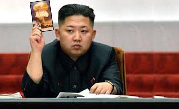 Nuklearna nervoza - Kim Jong Un glasanje