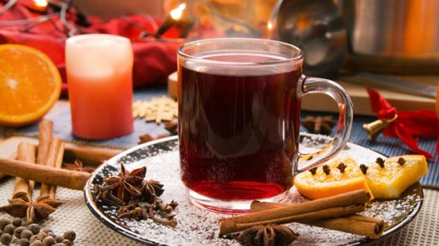 Kuvano vino za prehladu - prirodno vino kuvano za zimu