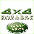 ERVIS 4X4 KOZARAC DOO započeo je  sa radom kao Servis Land Rover Kozarac 1993. godine. Osnovao ga je gospodin RADOVAN KOZARAC, koji ima više od 30 godina iskustva sa vozilima Land Rover. O tome svedoči i diploma dobijena u Land Roverovom centru u Engleskoj.