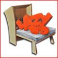 LAZYBED se bavi proizvodnjom, opremanjem i ugradnjom nameštaja. Zidni kreveti, multifunkcionalni stolovi, prateci namestaj...