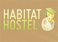 Habitat hostel nudi dve vrste soba: tri šestokrevetne i dve privatne sobe. Ukoliko želite privatnost i tišinu, preporučujemo Vam privatne sobe, a ukoliko dolazite u grupi tu su udobno opremljene šestokrevetne sobe, sa lejzi begovima, noćnim svetlom, stočićima i tabureima.