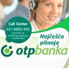 OTP BANKA BEŽI IZ SRBIJE -