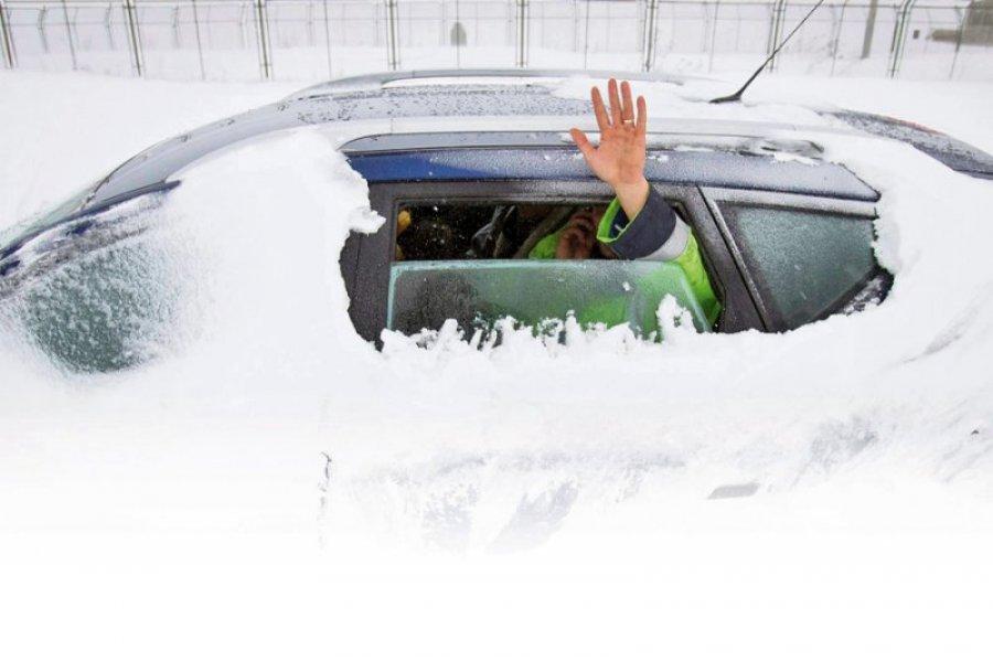 Regionu preti snežno nevreme -