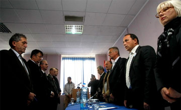 Sednica odbornika sa severa Kosova - Sednica odbornika sa severa Kosova