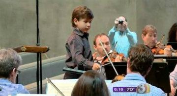 Šestogodišnji dirigent - Šestogodišnji dirigent
