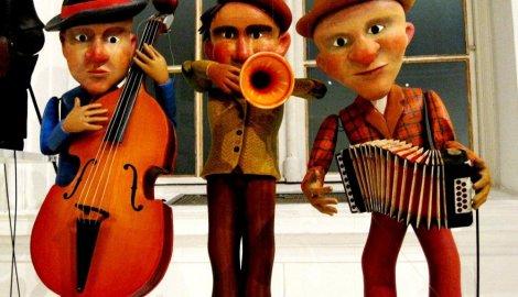Slovenačka lutkarska umetnost - Sačuvajmo prepelice i grlice
