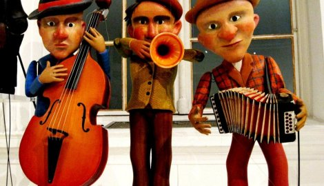 Slovenačka lutkarska umetnost - Grad nekima uništio 100