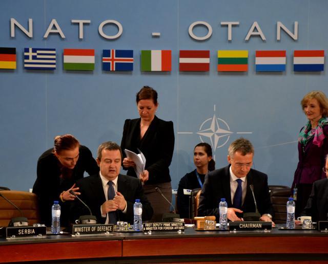 Šta znači sporazum Srbije i NATO -