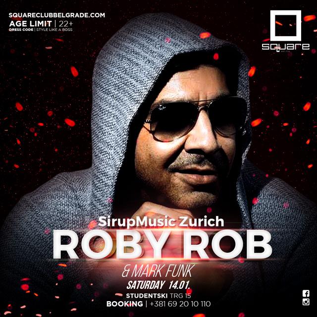 Švajcarska DJ zvezda ove subote u klubu Square -