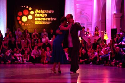 Belgrade Tango Encuentro od 9. do 14. aprila 2014. godine -